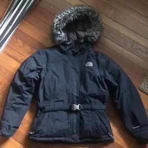 550 Fill North Face Down Jacket